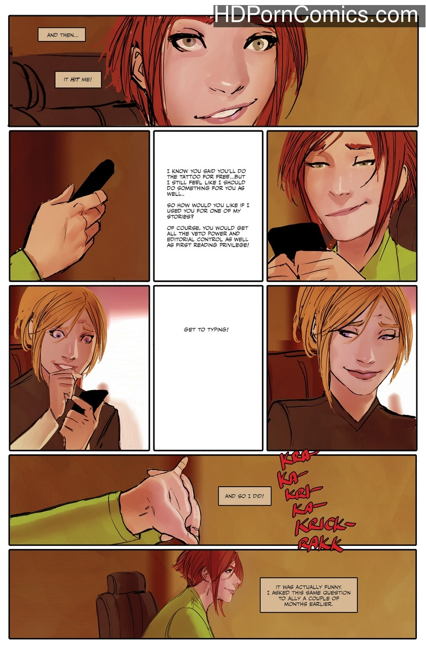 Sunstone-4 91 free sex comic