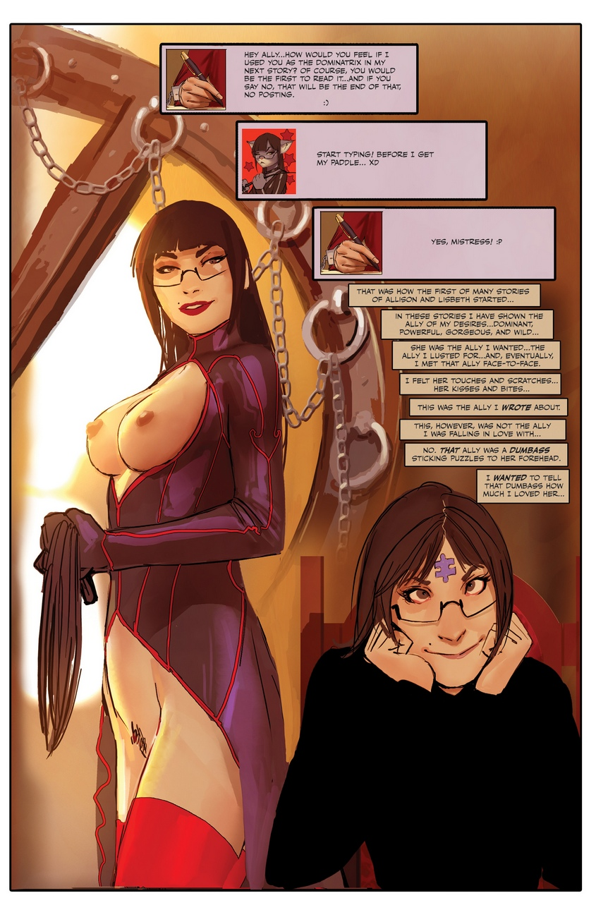 Sunstone-4 92 free sex comic