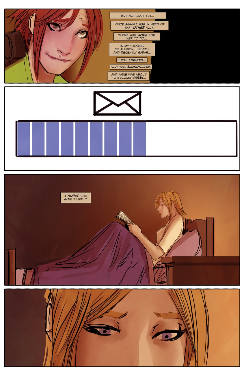 Sunstone-4 93 free sex comic