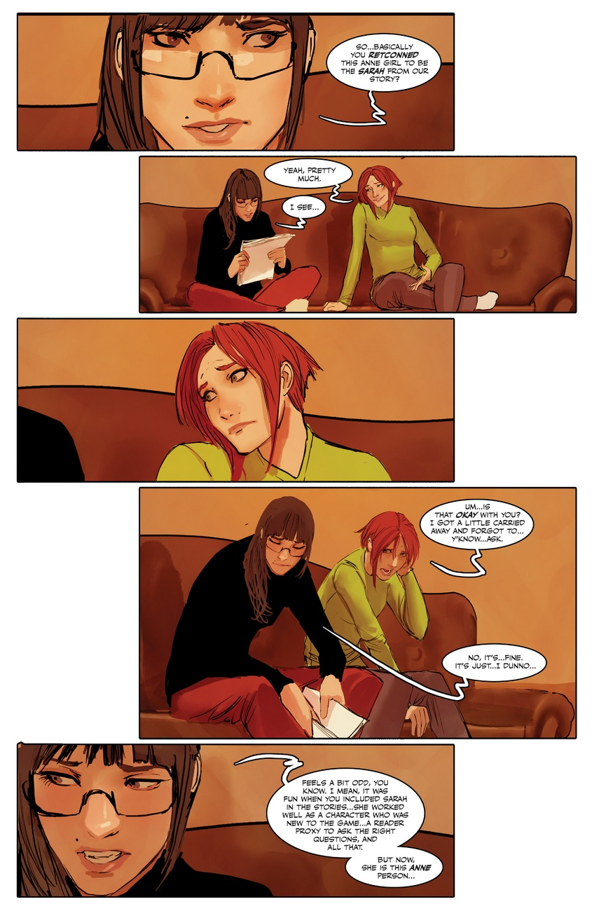 Sunstone-4 108 free sex comic