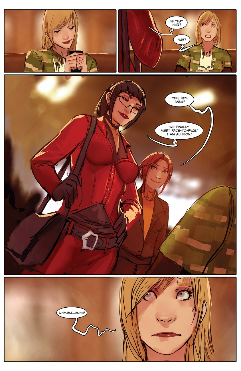Sunstone-4 117 free sex comic