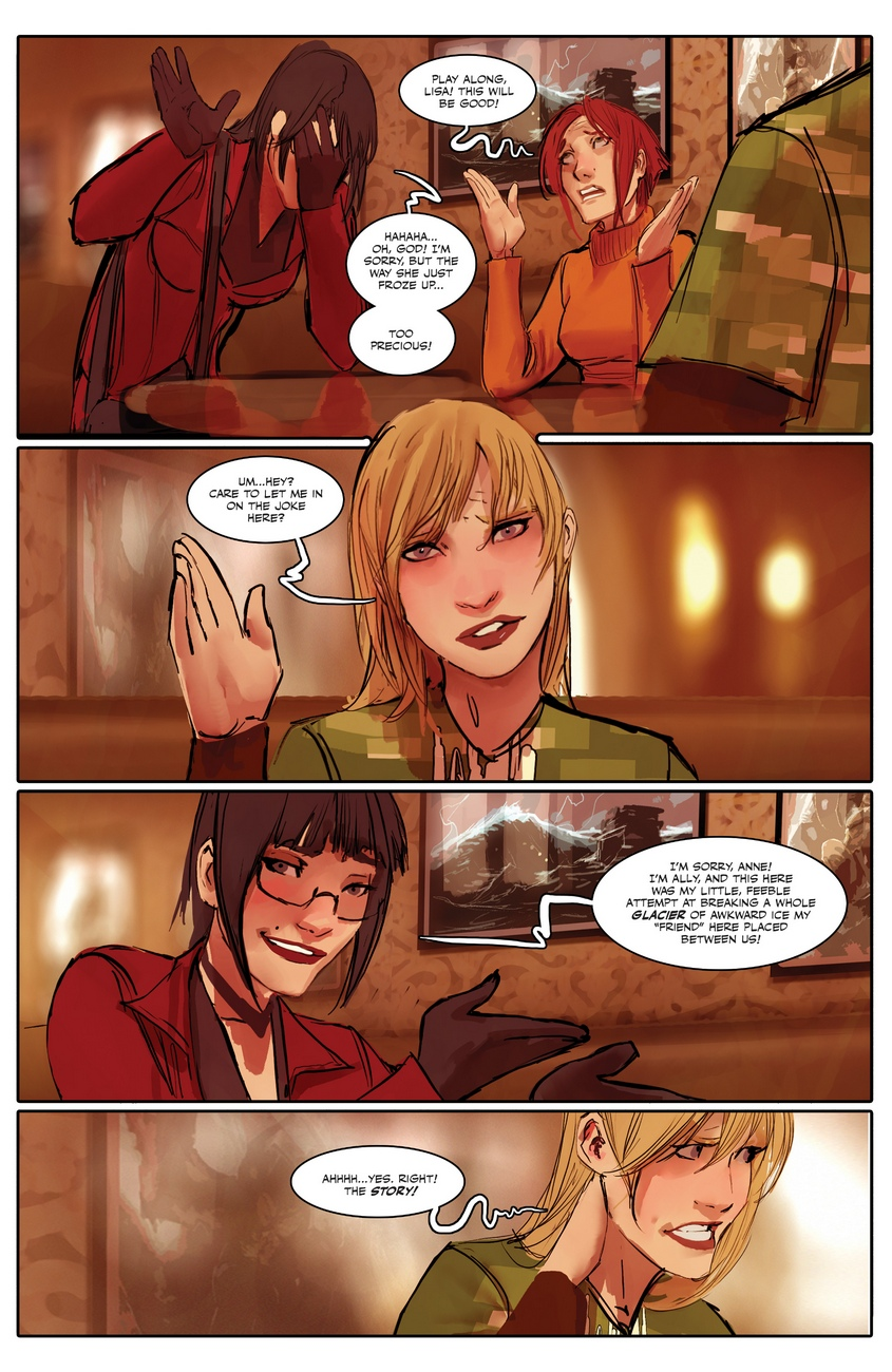 Sunstone-4 119 free sex comic