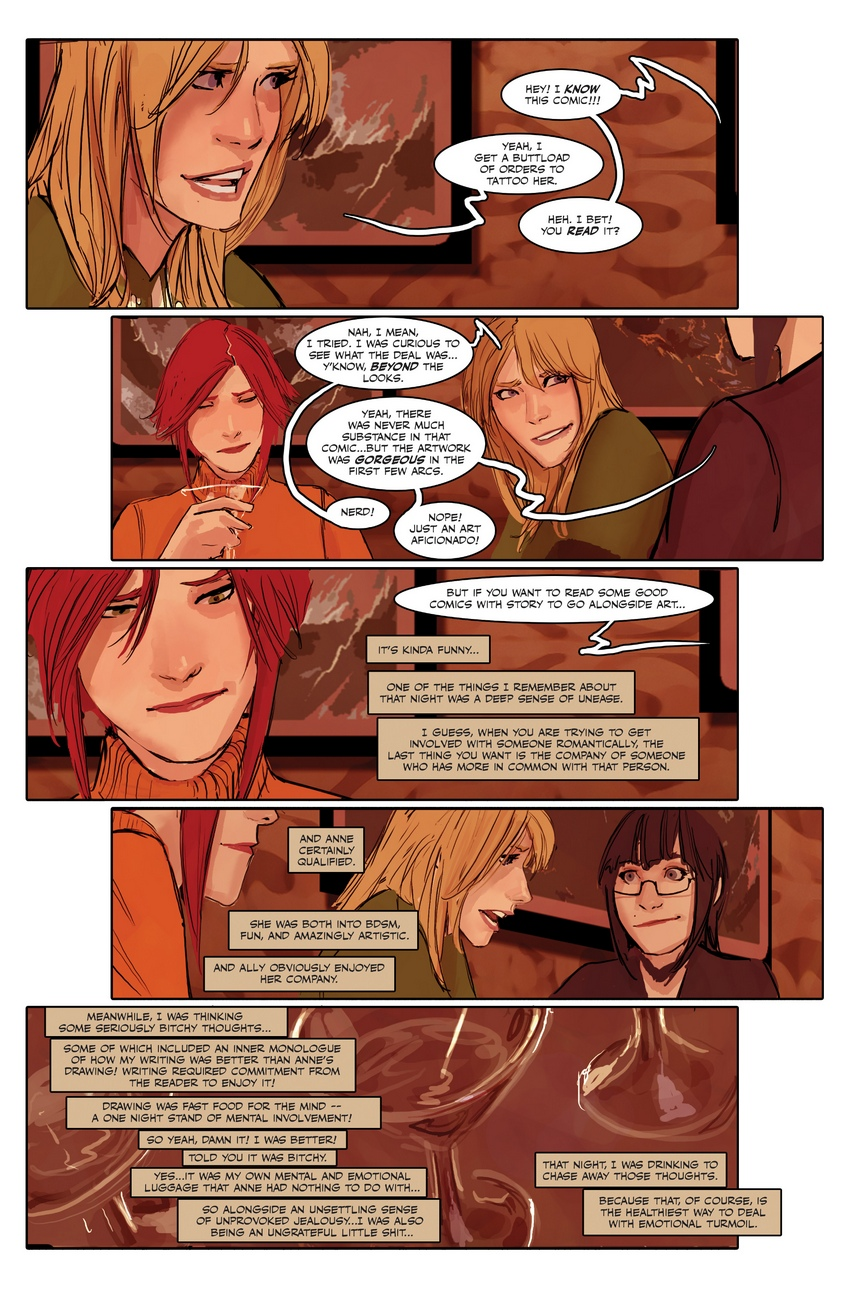 Sunstone-4 127 free sex comic