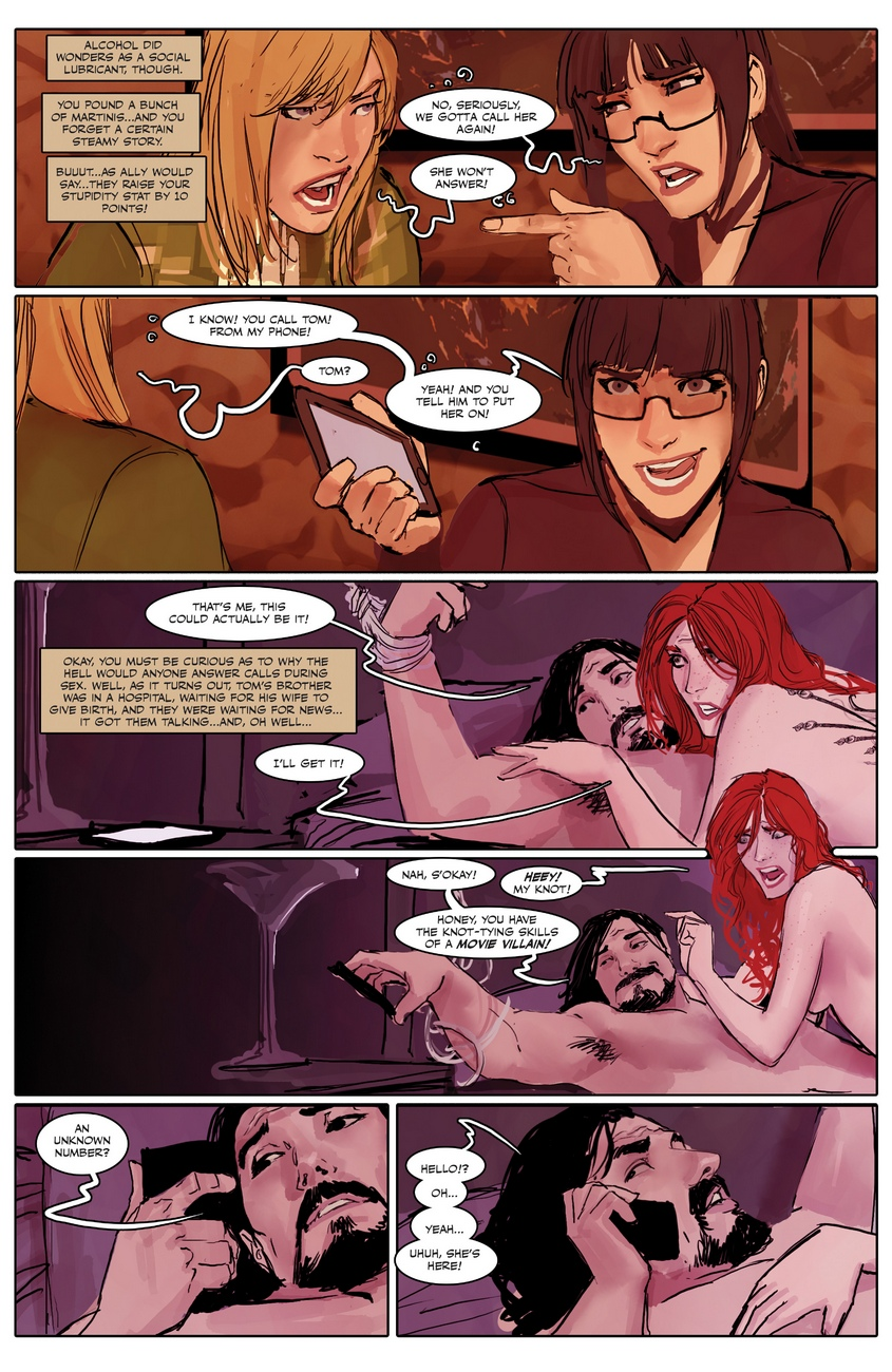 Sunstone-4 128 free sex comic