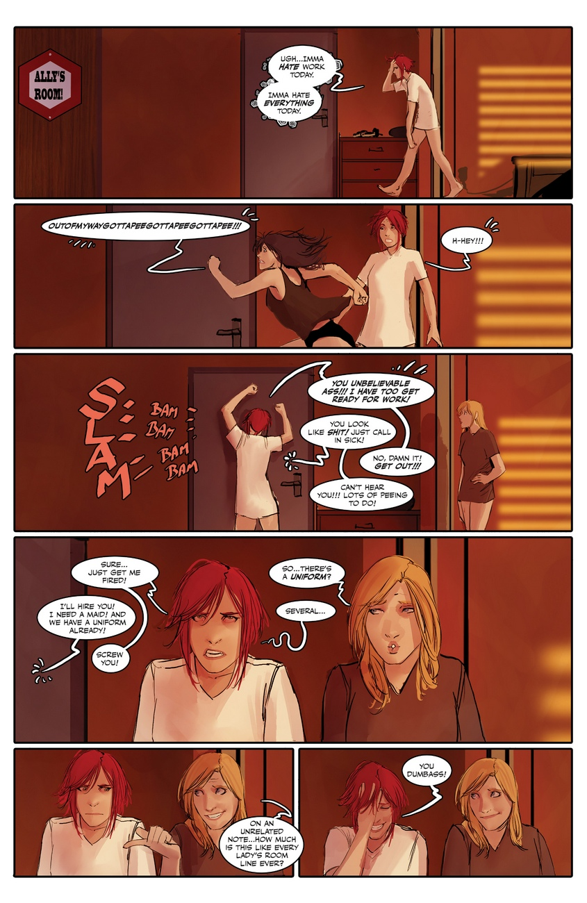 Sunstone-4 133 free sex comic