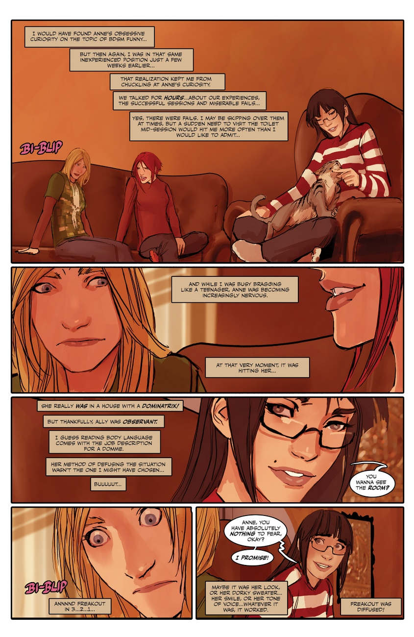 Sunstone-4 137 free sex comic