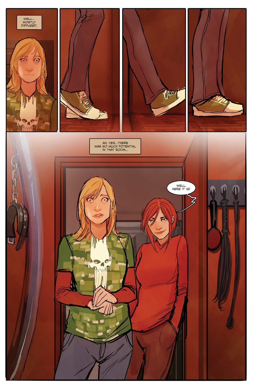 Sunstone-4 138 free sex comic