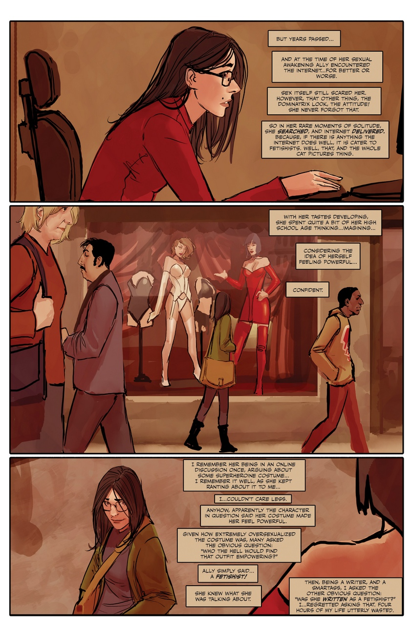 Sunstone-4 145 free sex comic