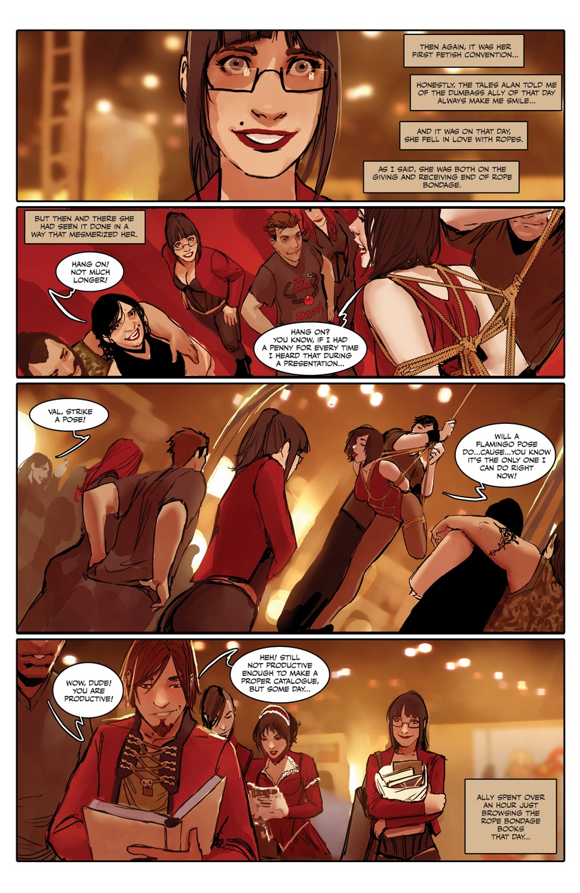 Sunstone-4 150 free sex comic
