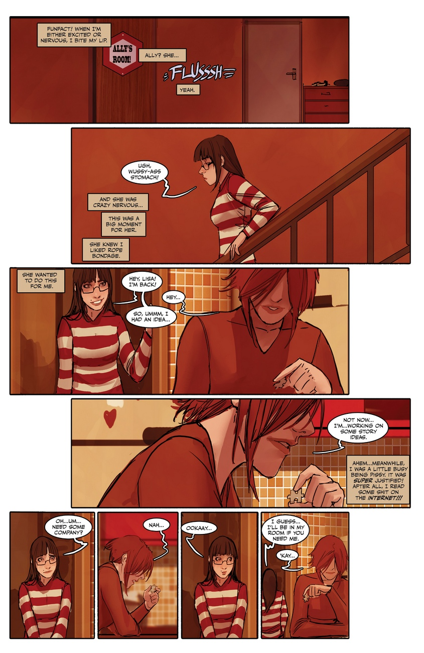 Sunstone-4 152 free sex comic