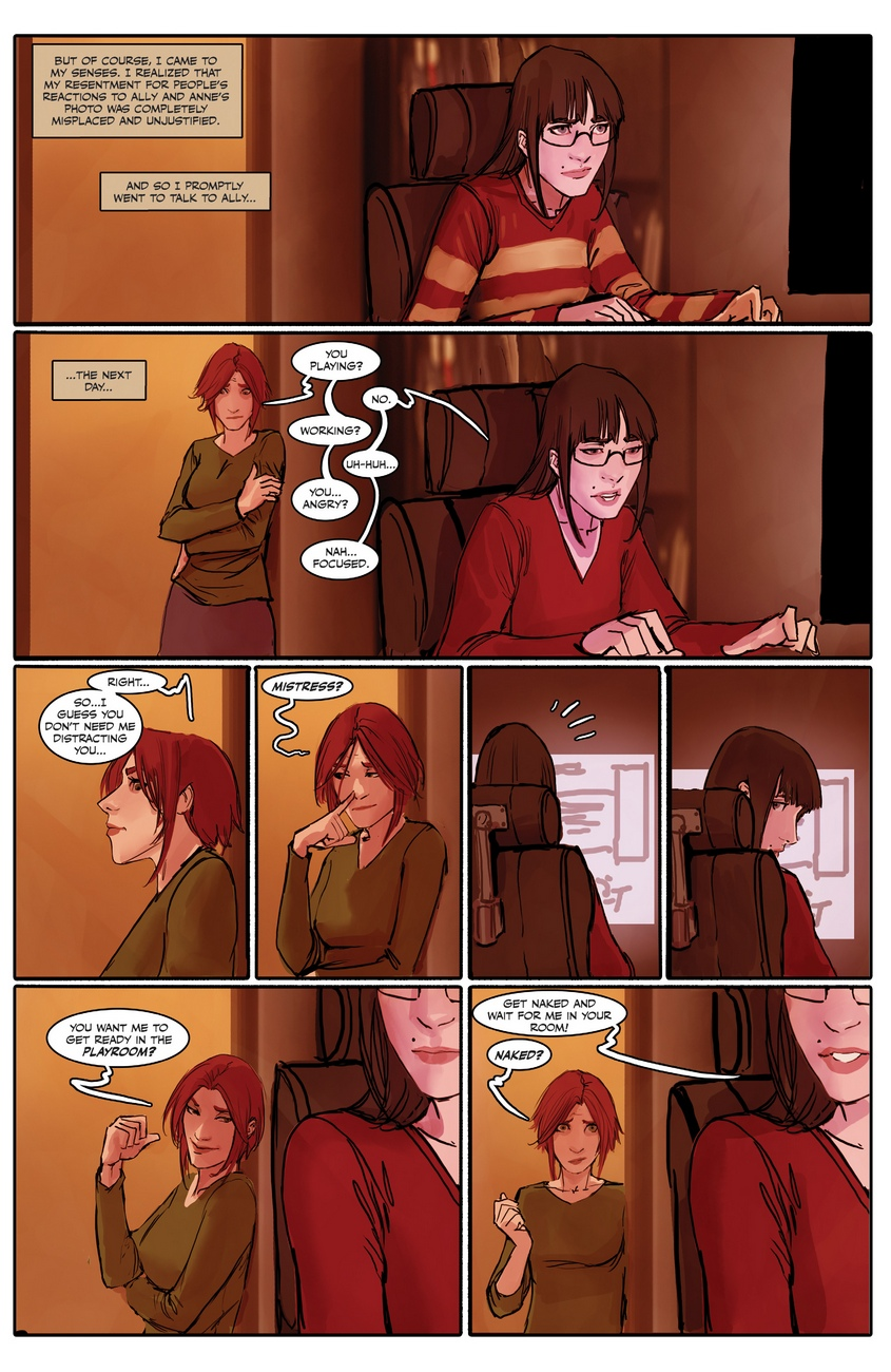 Sunstone-4 153 free sex comic