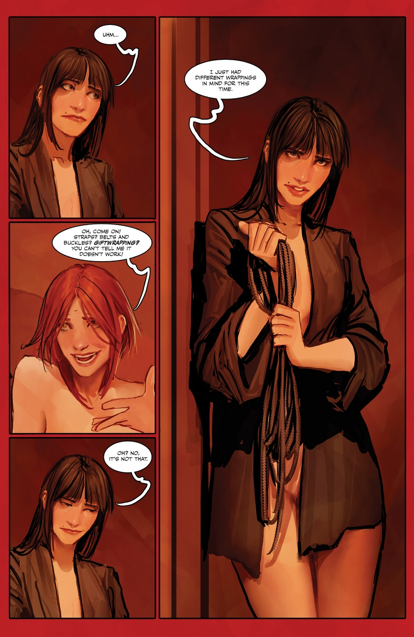 Sunstone-4 155 free sex comic