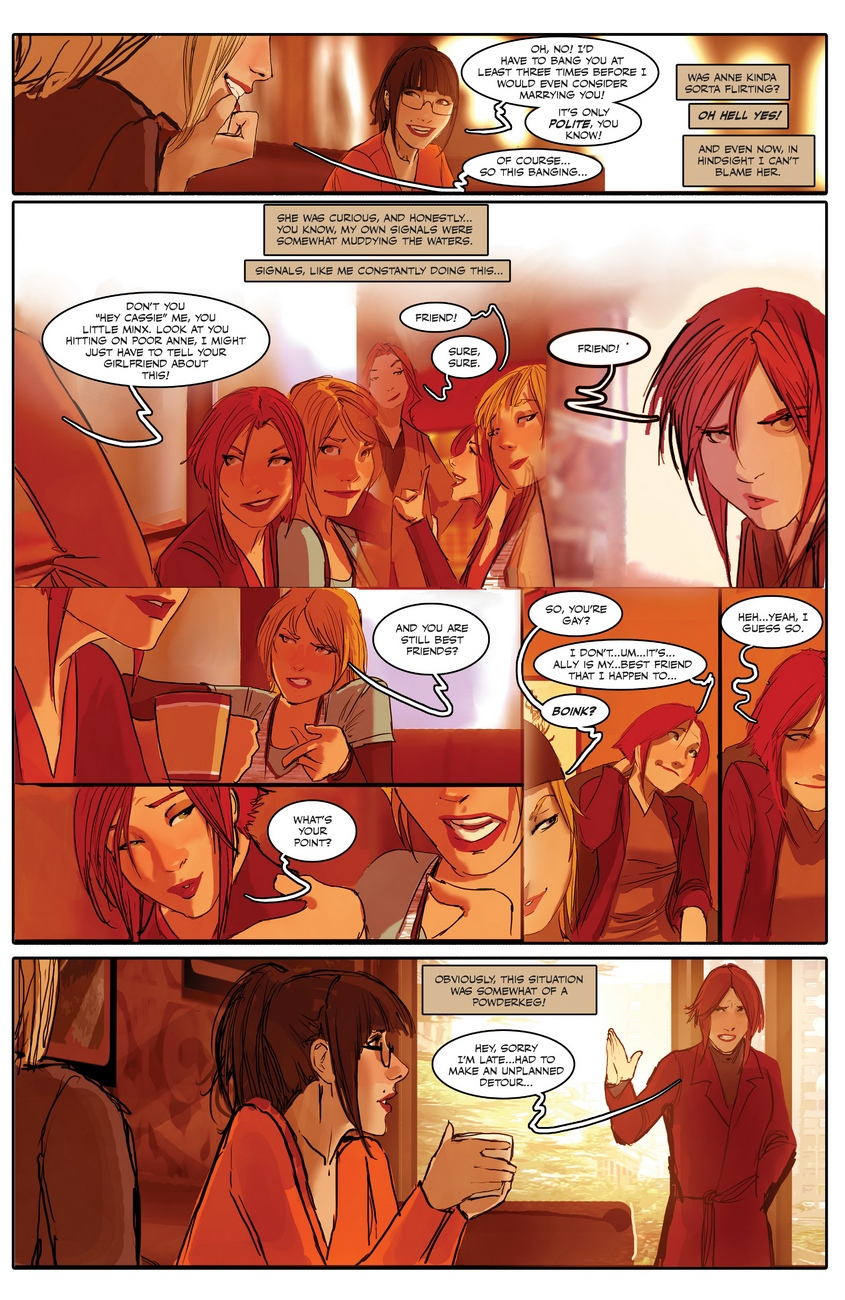 Sunstone-4 164 free sex comic