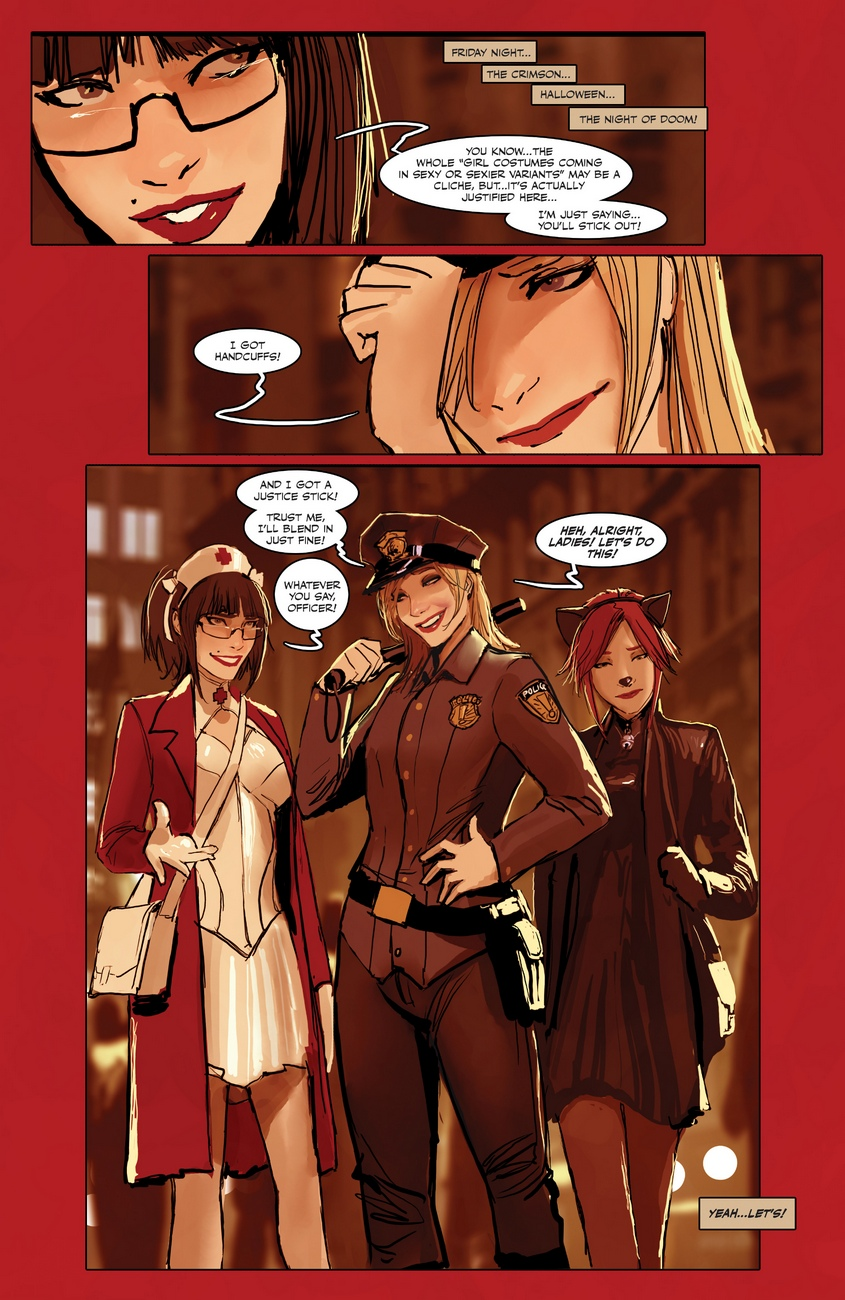 Sunstone-4 167 free sex comic