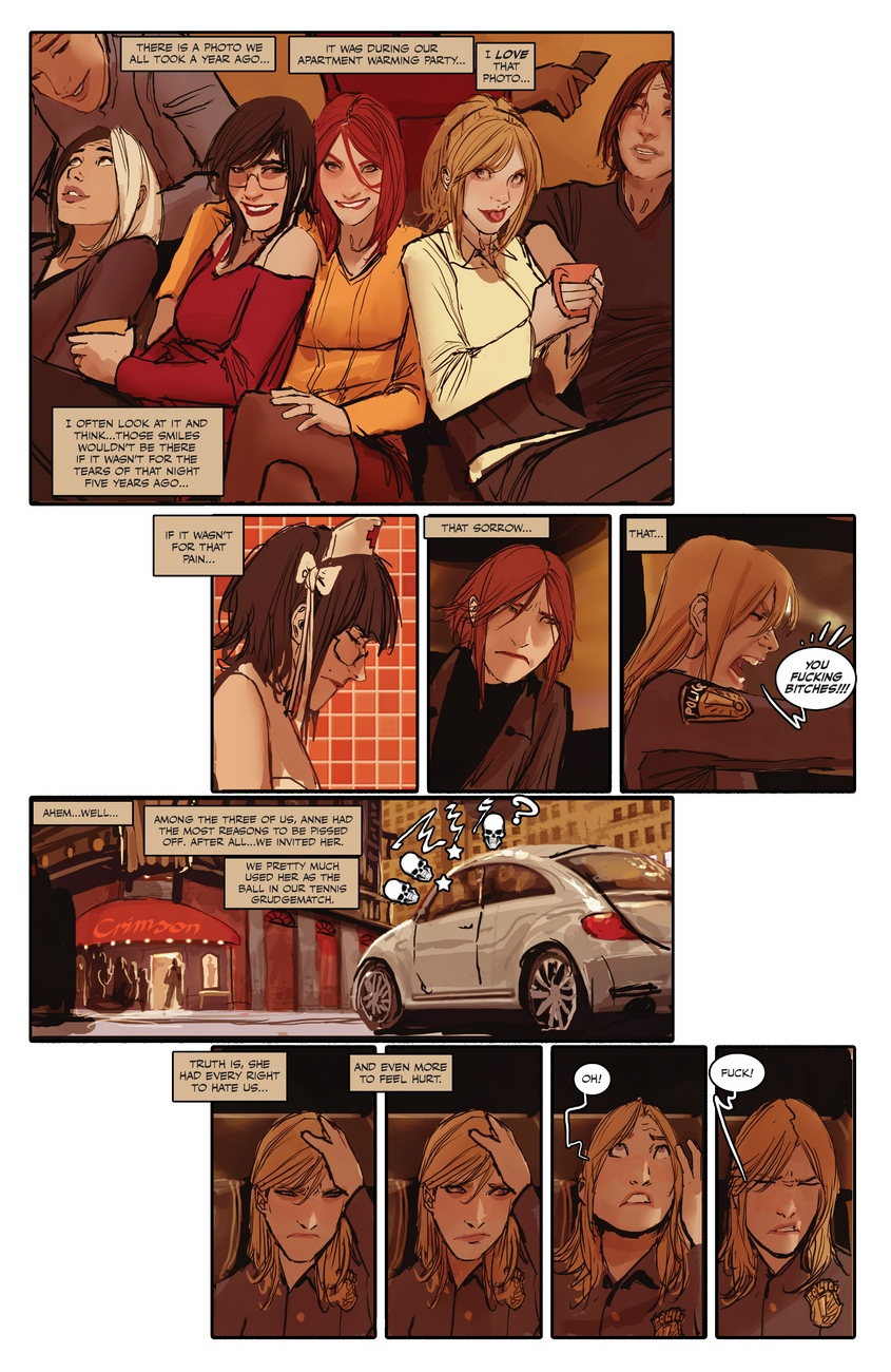 Sunstone-4 180 free sex comic