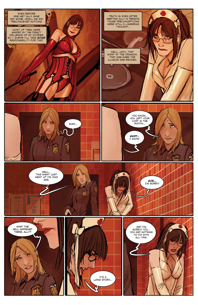 Sunstone-4 186 free sex comic