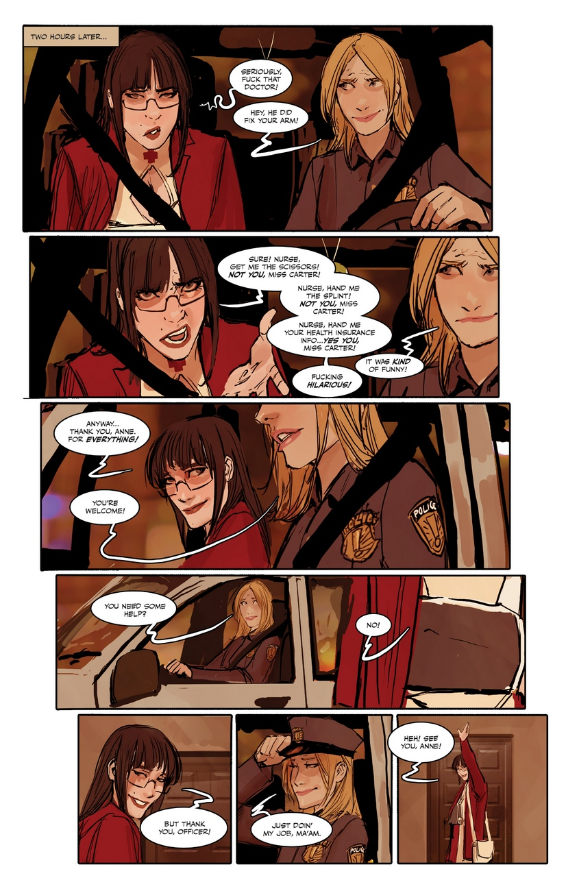 Sunstone-4 188 free sex comic