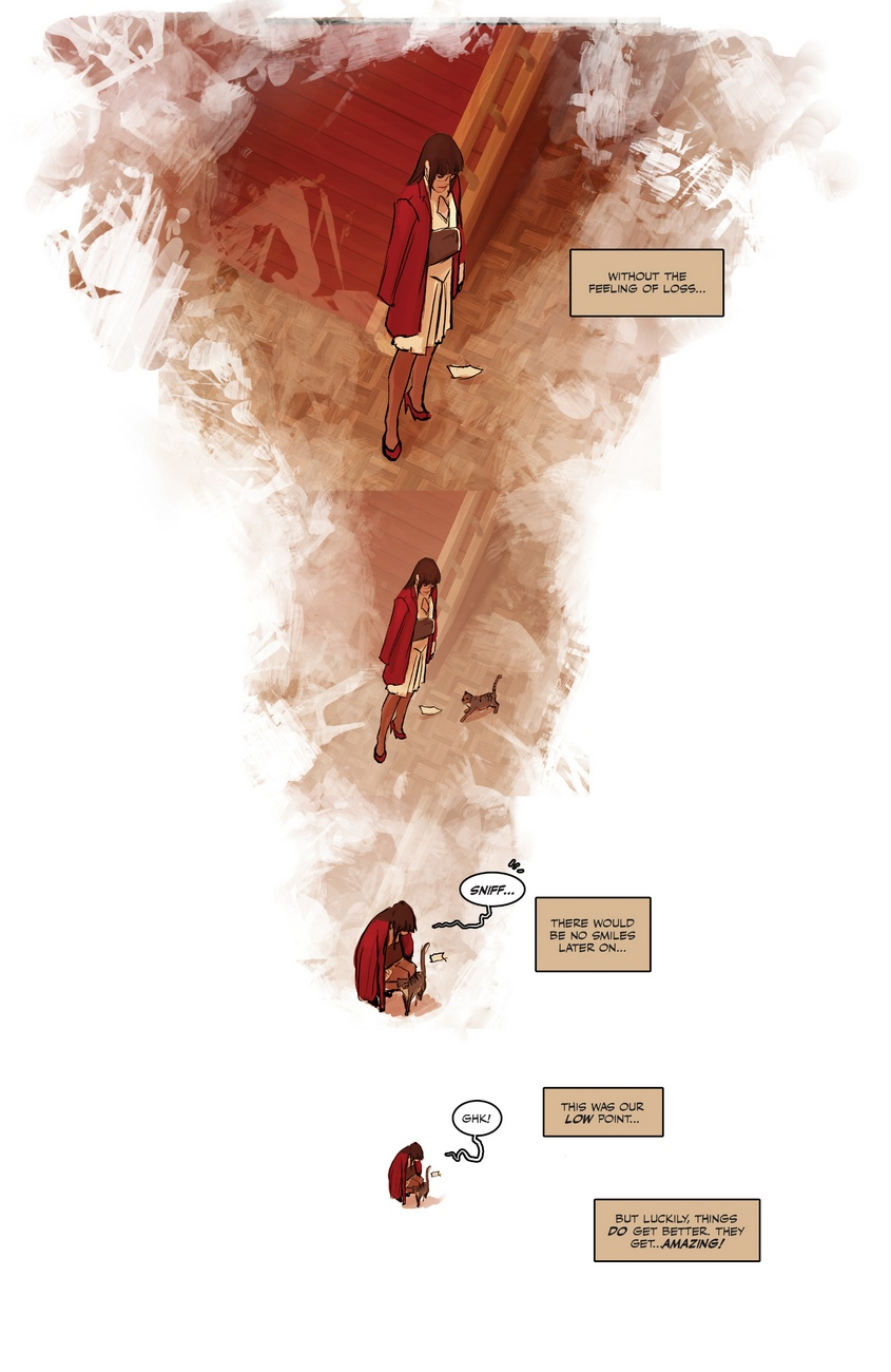 Sunstone 4 comic porn