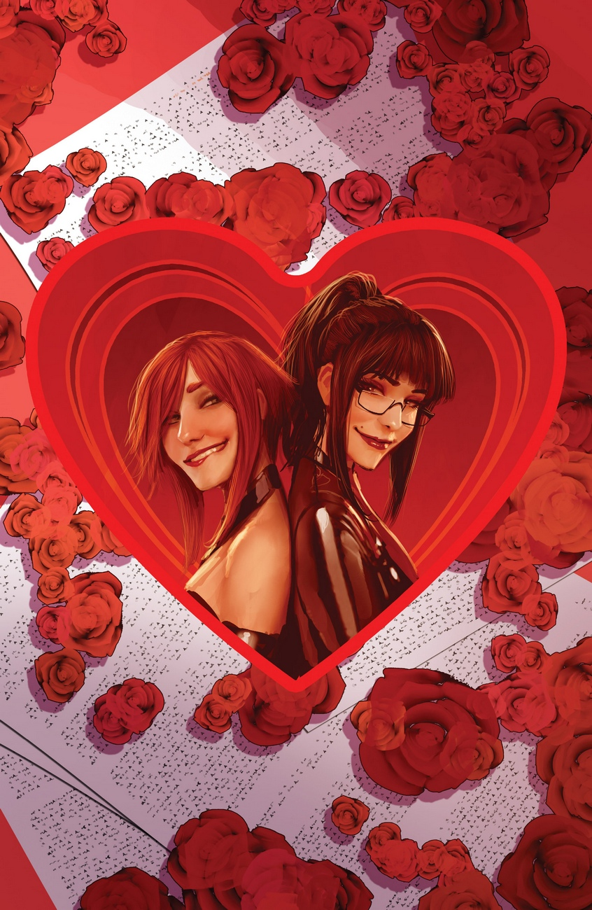 Sunstone 5 comic porn