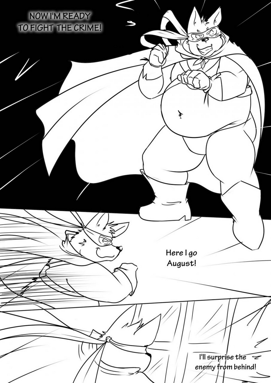 Superescort-Nocturne-Vigilante-1 25 free sex comic