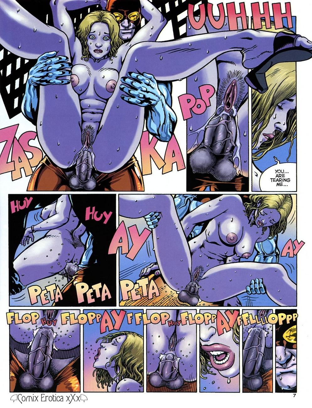 Free Superheroes Porn 22
