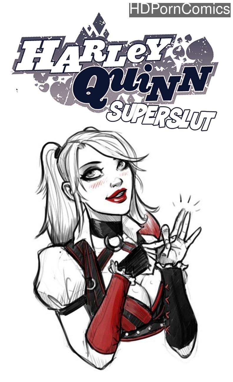Superslut-Harley-Quinn 1 free porn comics