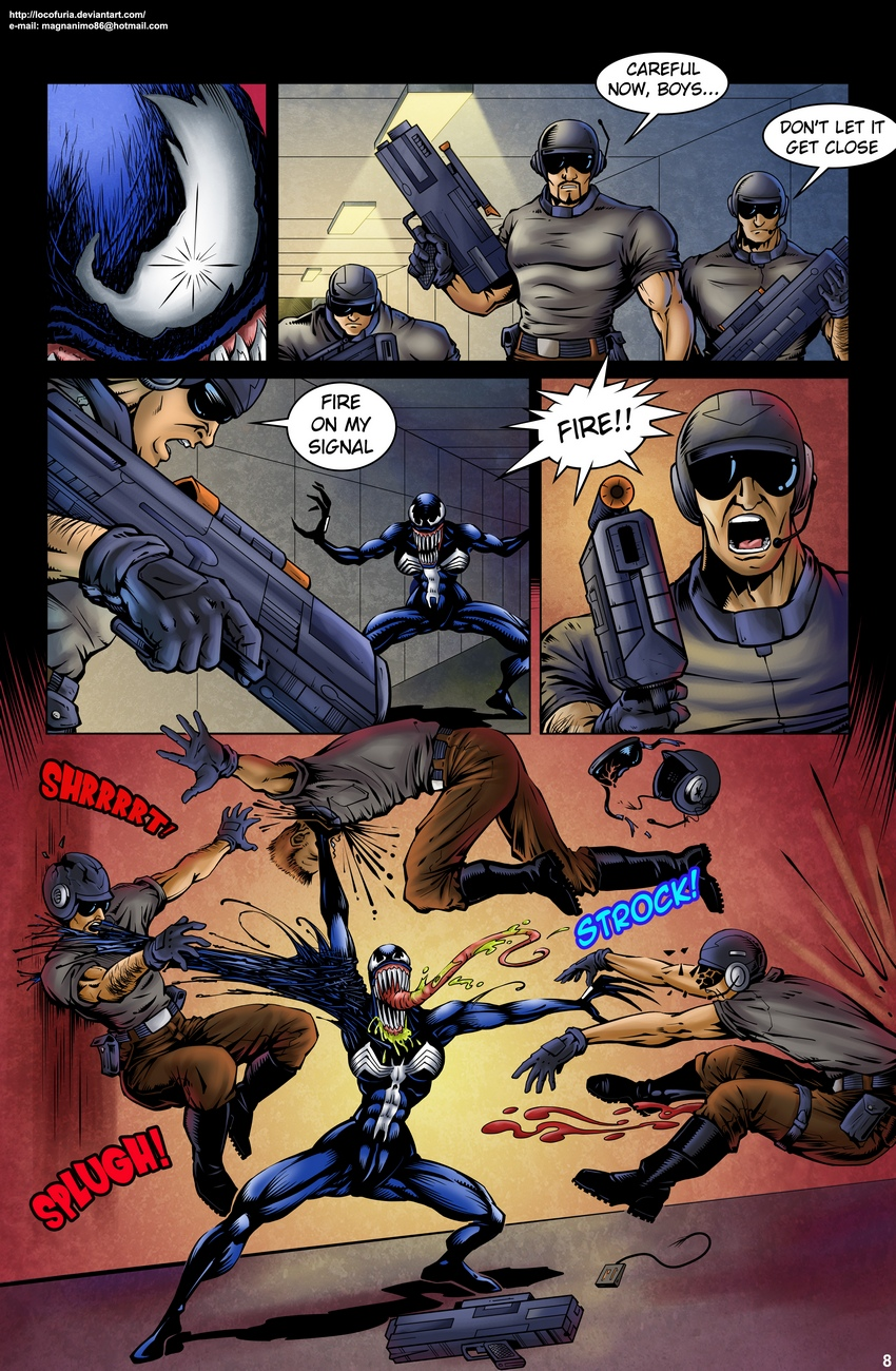 Symbiote-1 9 free sex comic