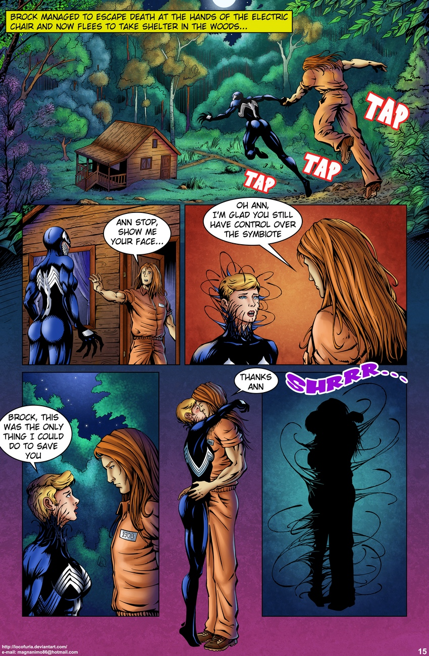 Symbiote-1 16 free sex comic