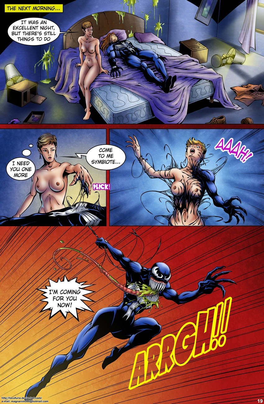Symbiote-1 20 free sex comic
