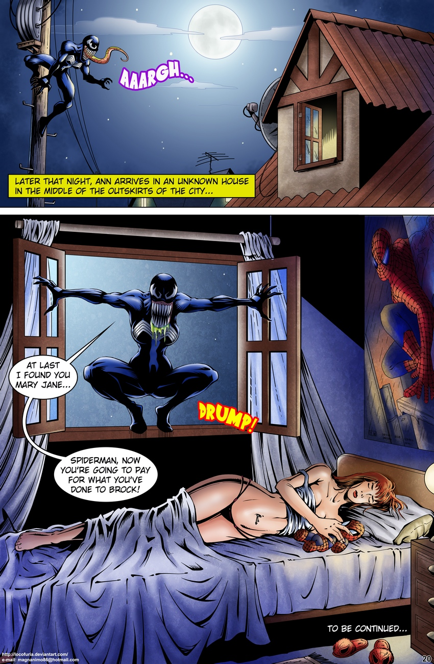 Symbiote-1 21 free sex comic