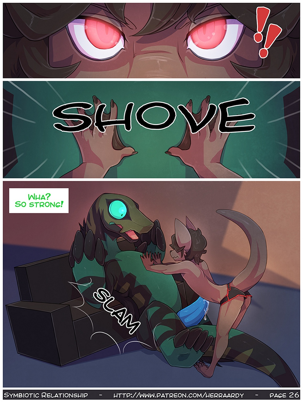 Symbiotic-Relationship 27 free sex comic