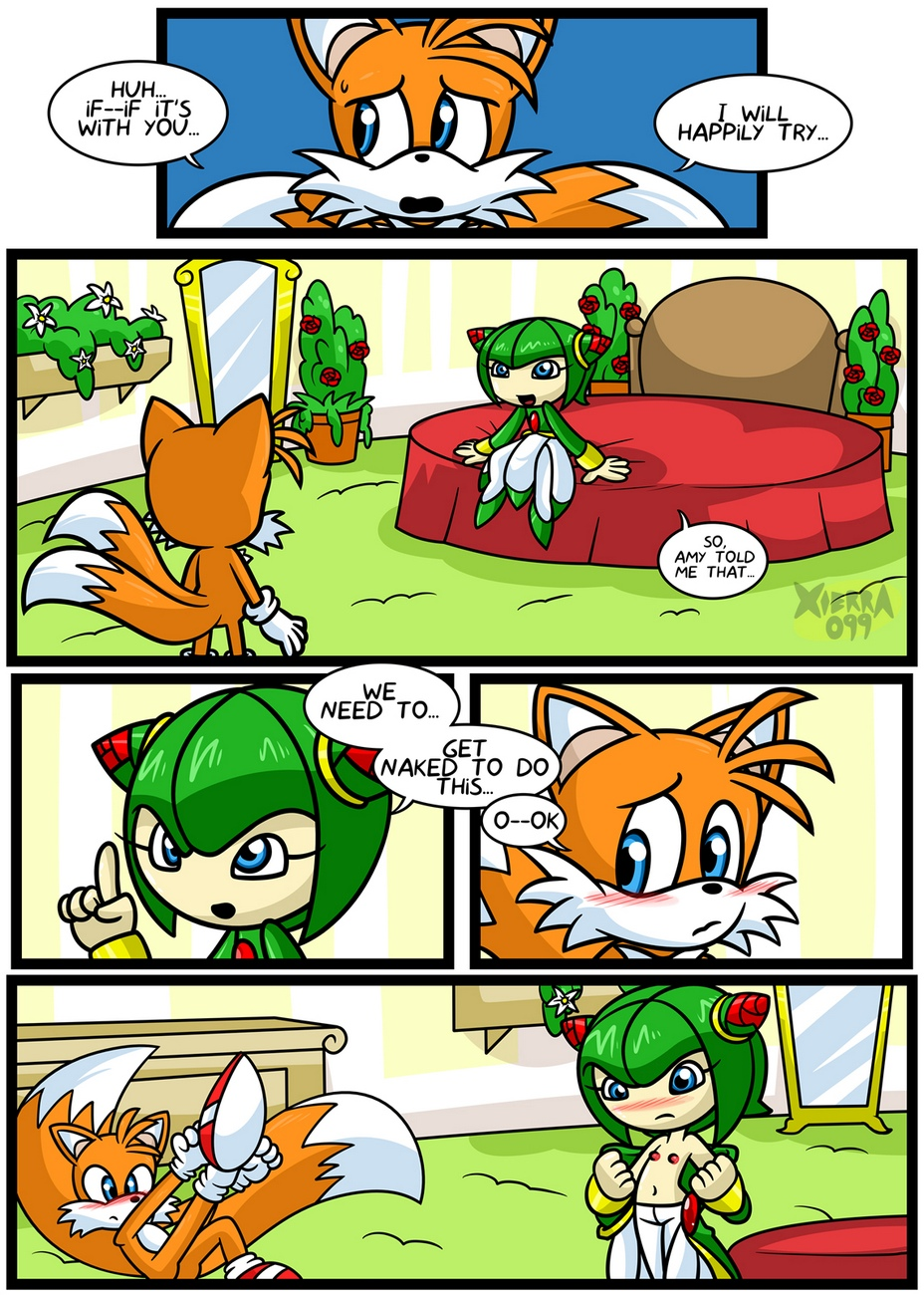 Tails-And-Cosmo-s-First-Time 4 free sex comic