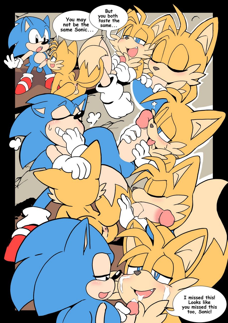 Animated Sonic Porn tails forces comic porn - hd porn comics