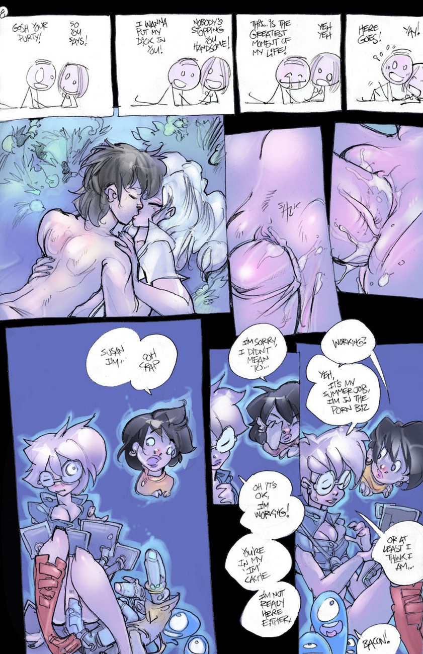 Tales-From-Beyond-The-Pleasure-Dome-3-Summer-Job 8 free sex comic