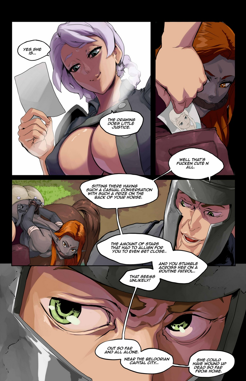 Tales-Of-Beatrix-Knight-And-Mare 2 free sex comic