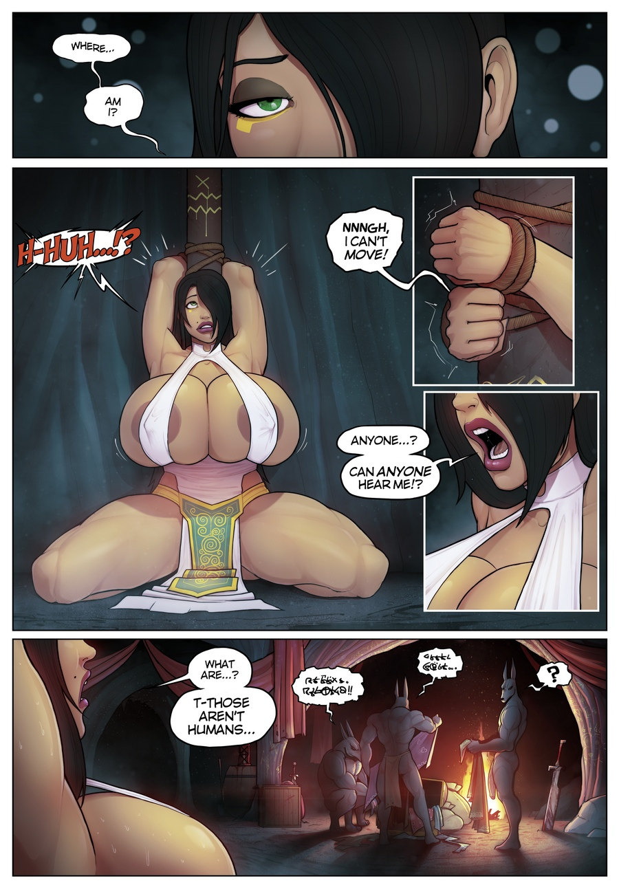 Tales-Of-Farah-In-The-Shadow-Of-Anubis 4 free sex comic