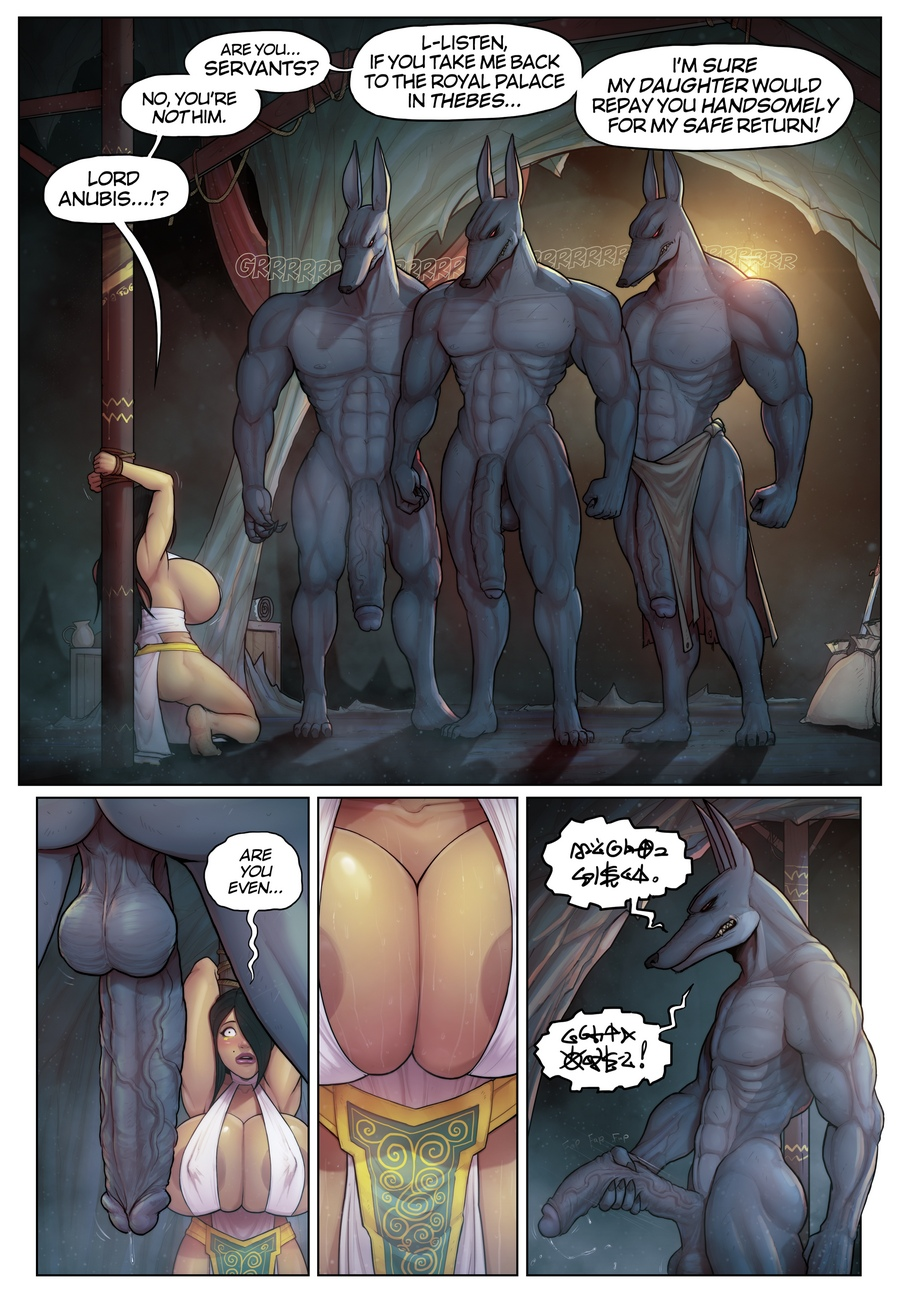 Tales-Of-Farah-In-The-Shadow-Of-Anubis 5 free sex comic