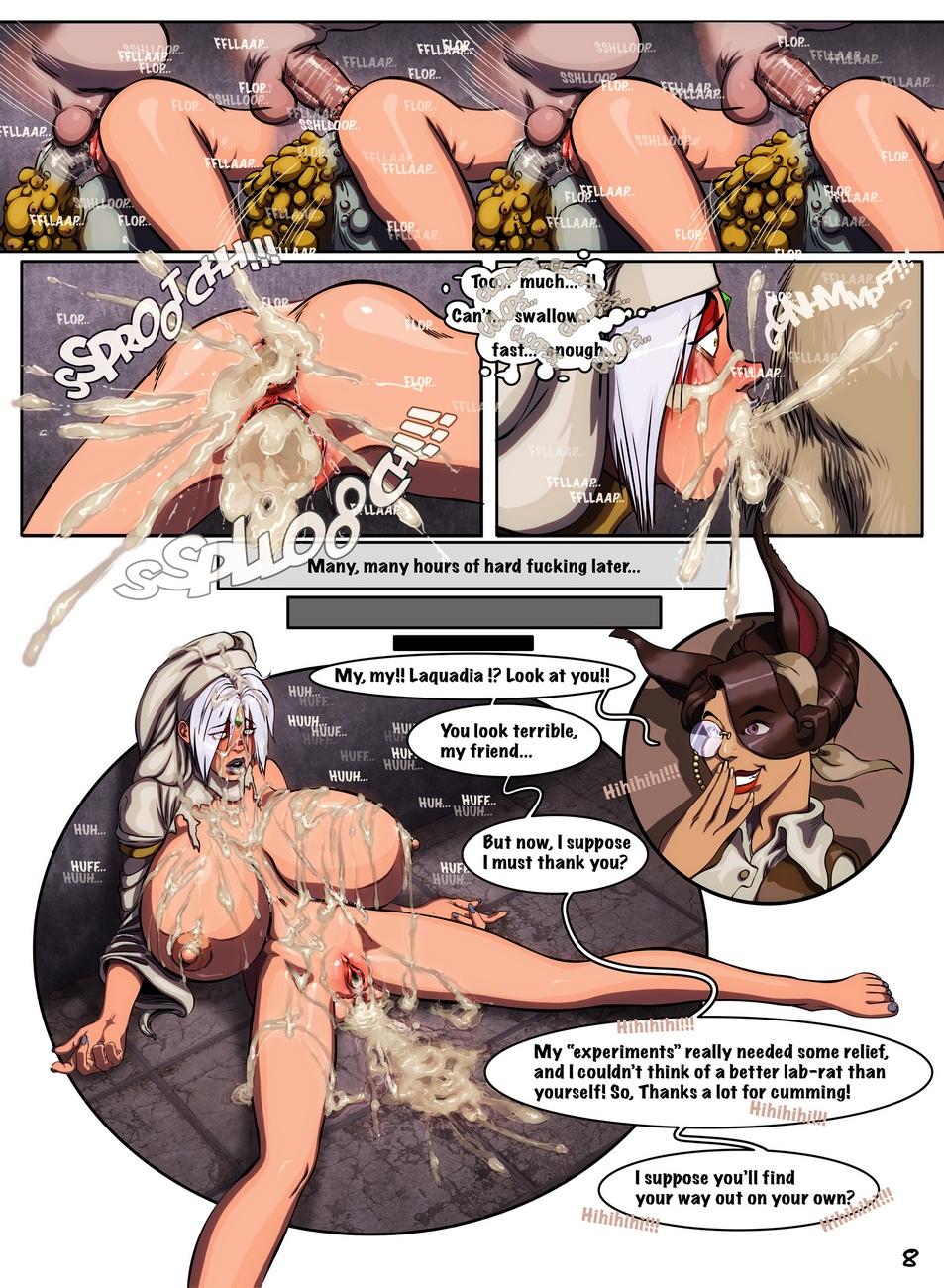 Tales Of Laquadia – A Social Experiment comic porn
