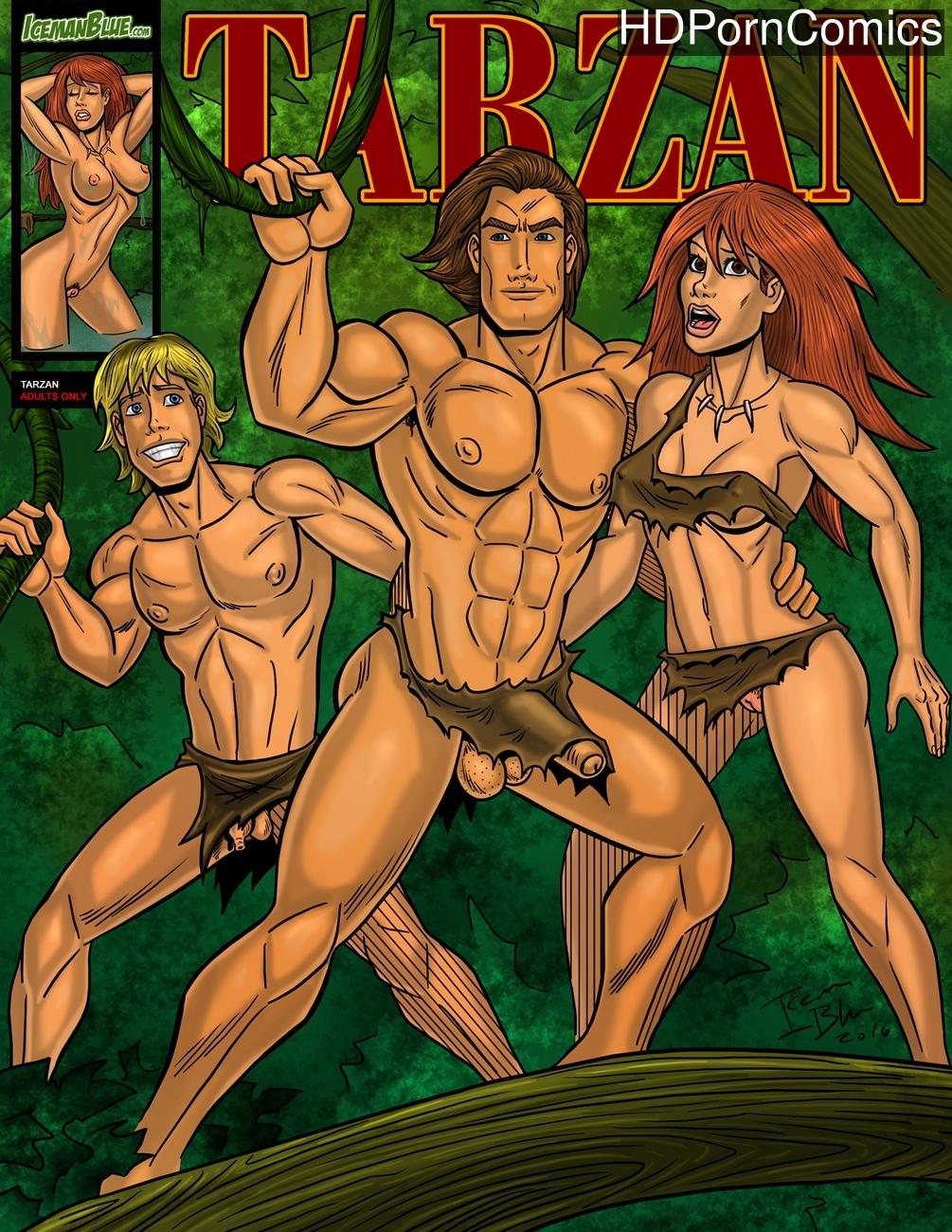 Tarzan 1 free porn comics