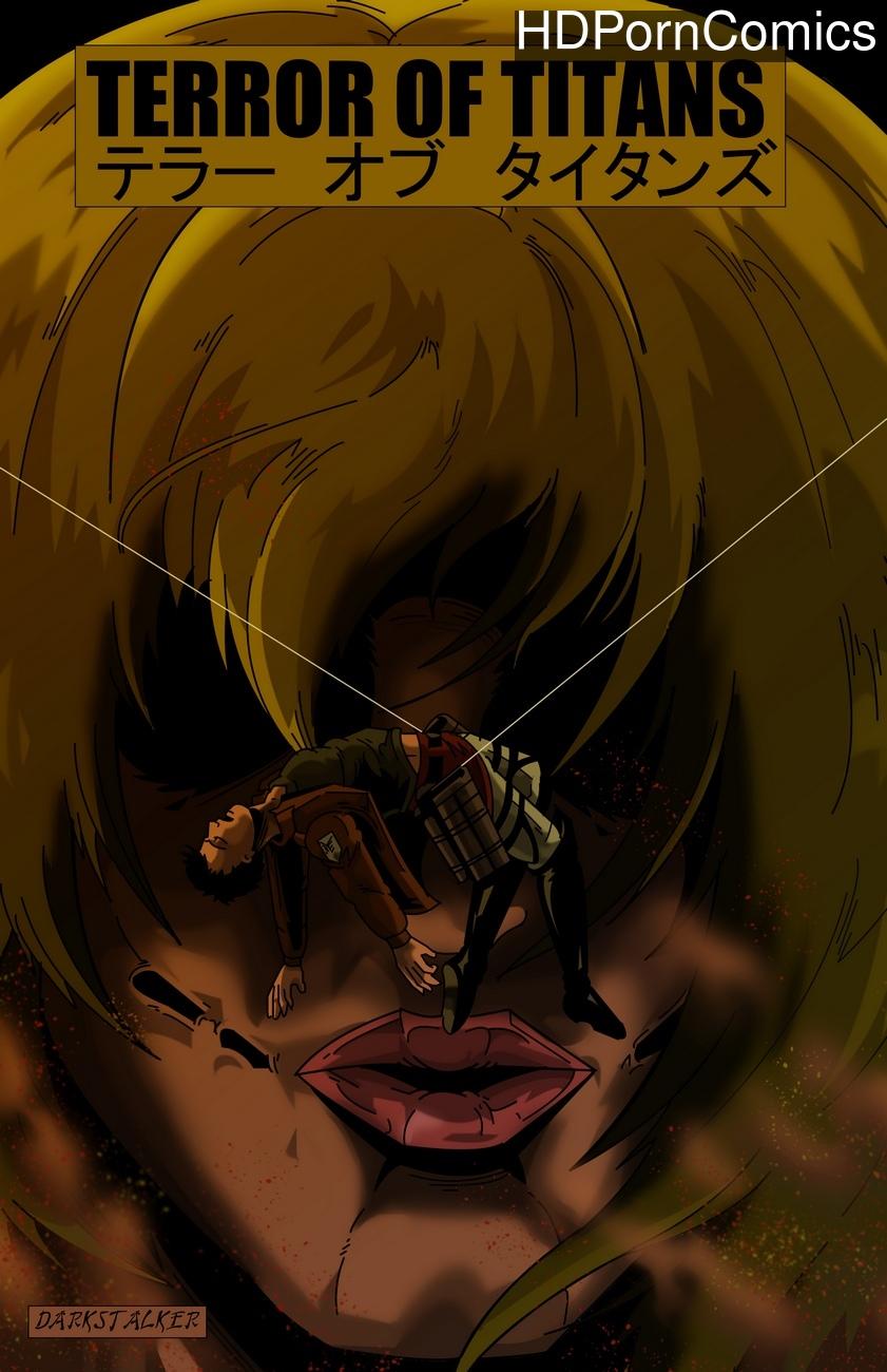 Terror Of Titans comic porn