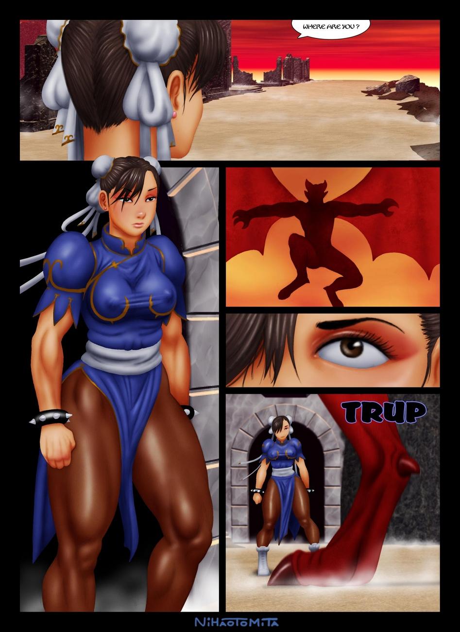The-5-Tests-Of-Chun-Li 3 free sex comic