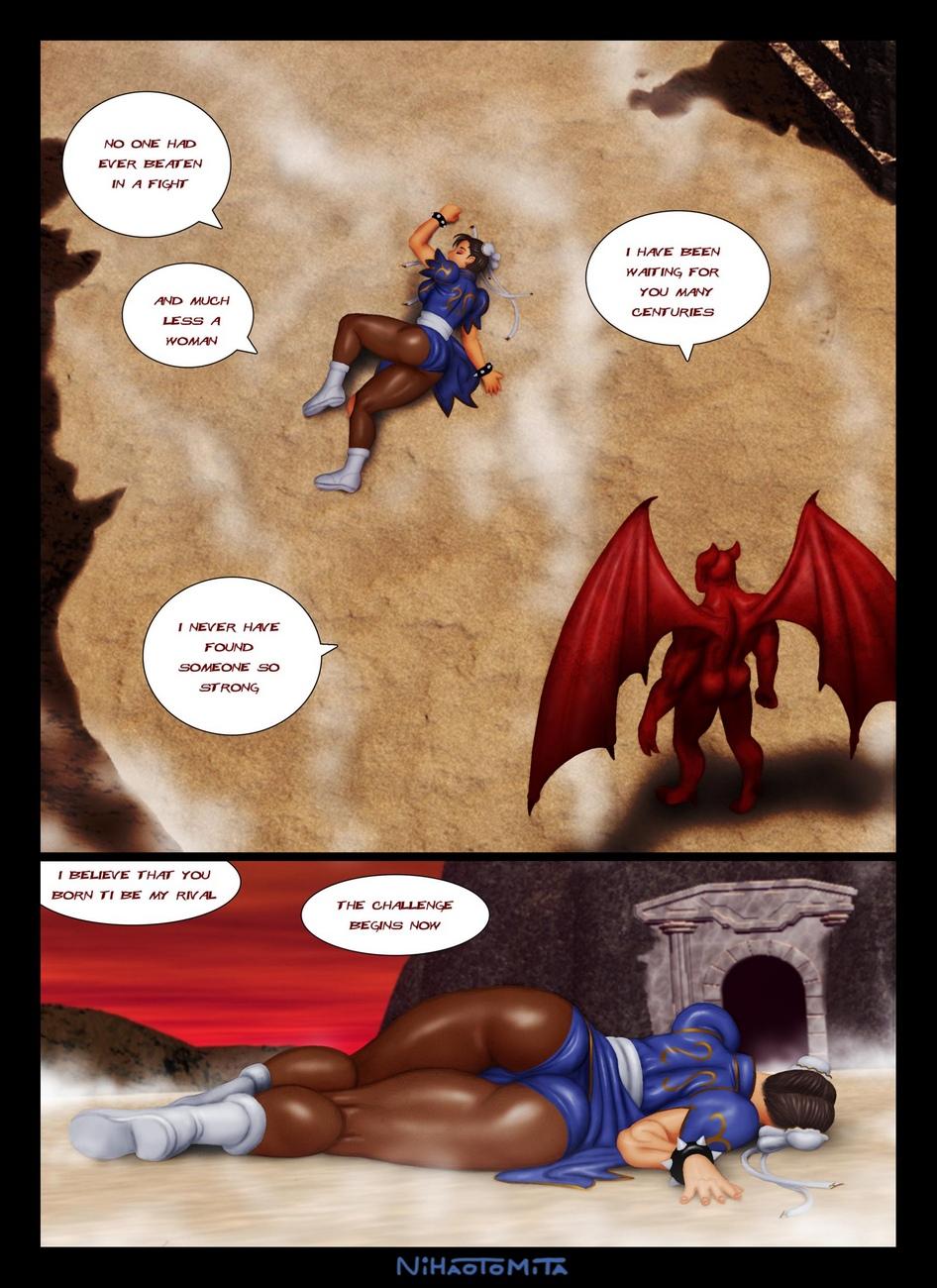 The-5-Tests-Of-Chun-Li 8 free sex comic
