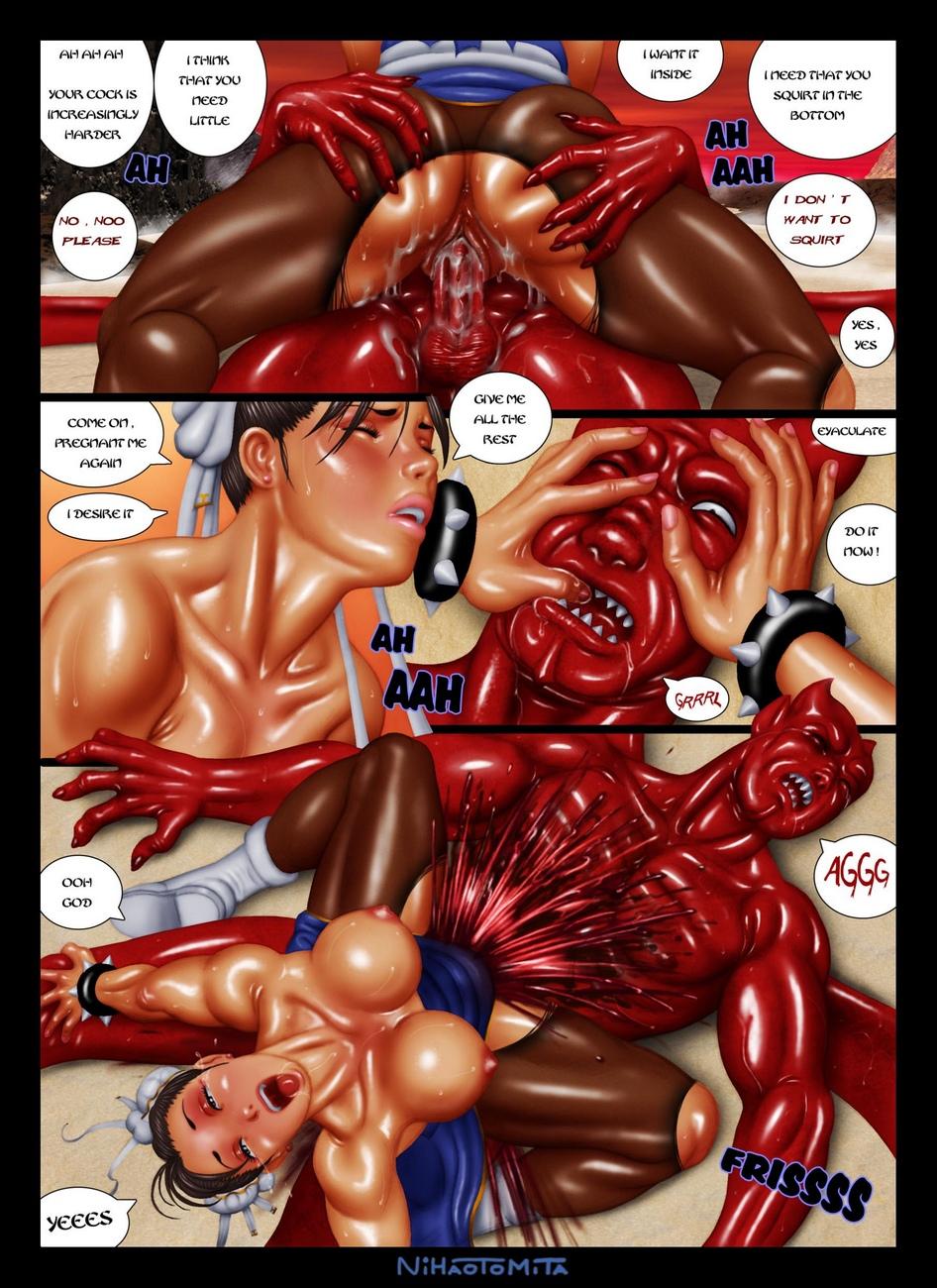 The-5-Tests-Of-Chun-Li 44 free sex comic
