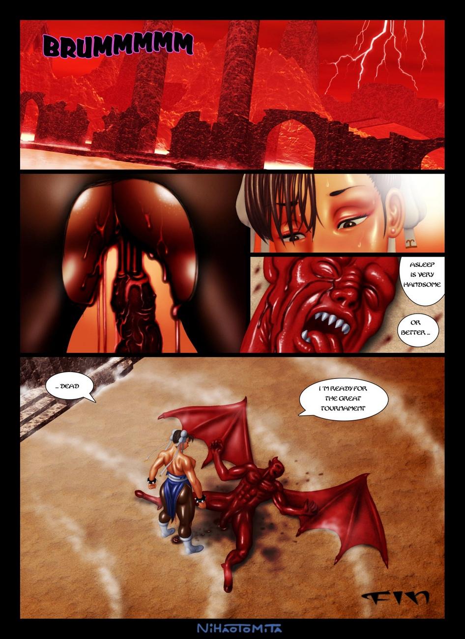 The-5-Tests-Of-Chun-Li 45 free sex comic