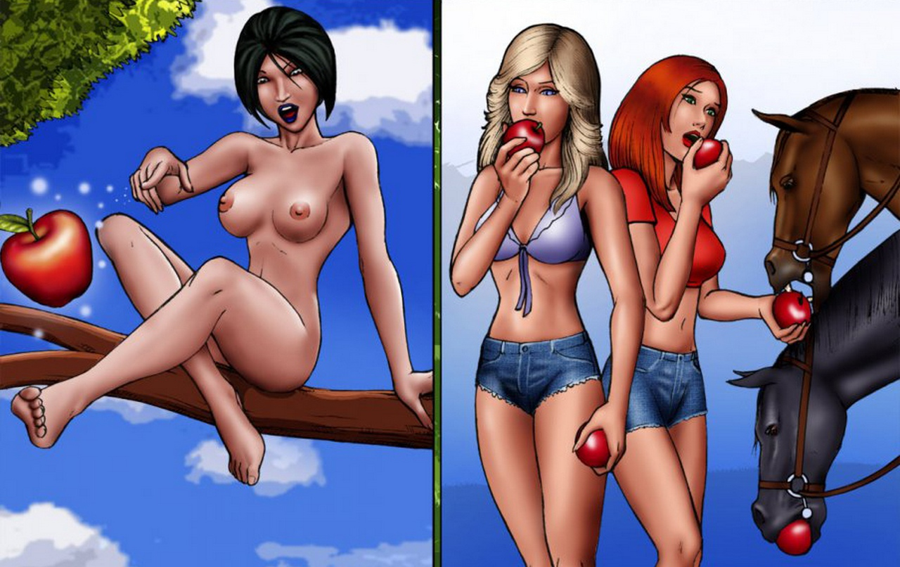 The-Apple-Tree 2 free sex comic