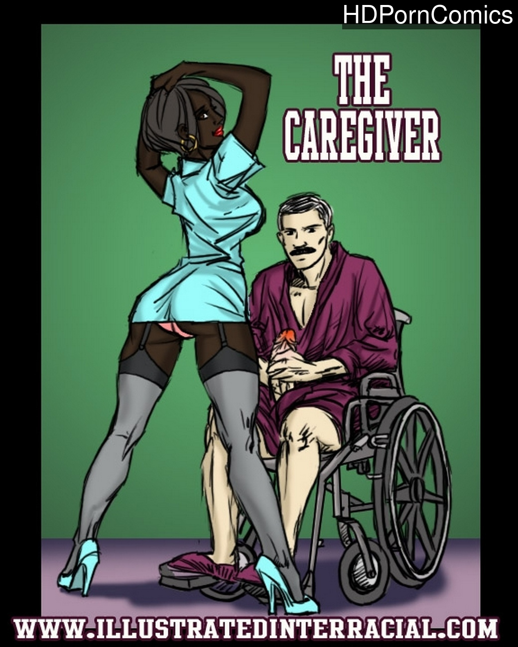 The-Caregiver 1 free porn comics