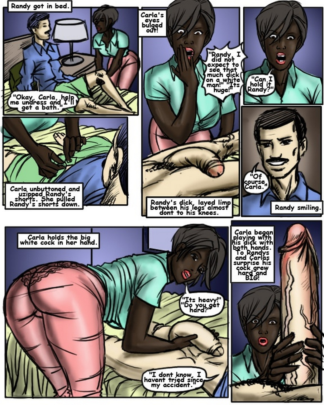 The-Caregiver 4 free sex comic
