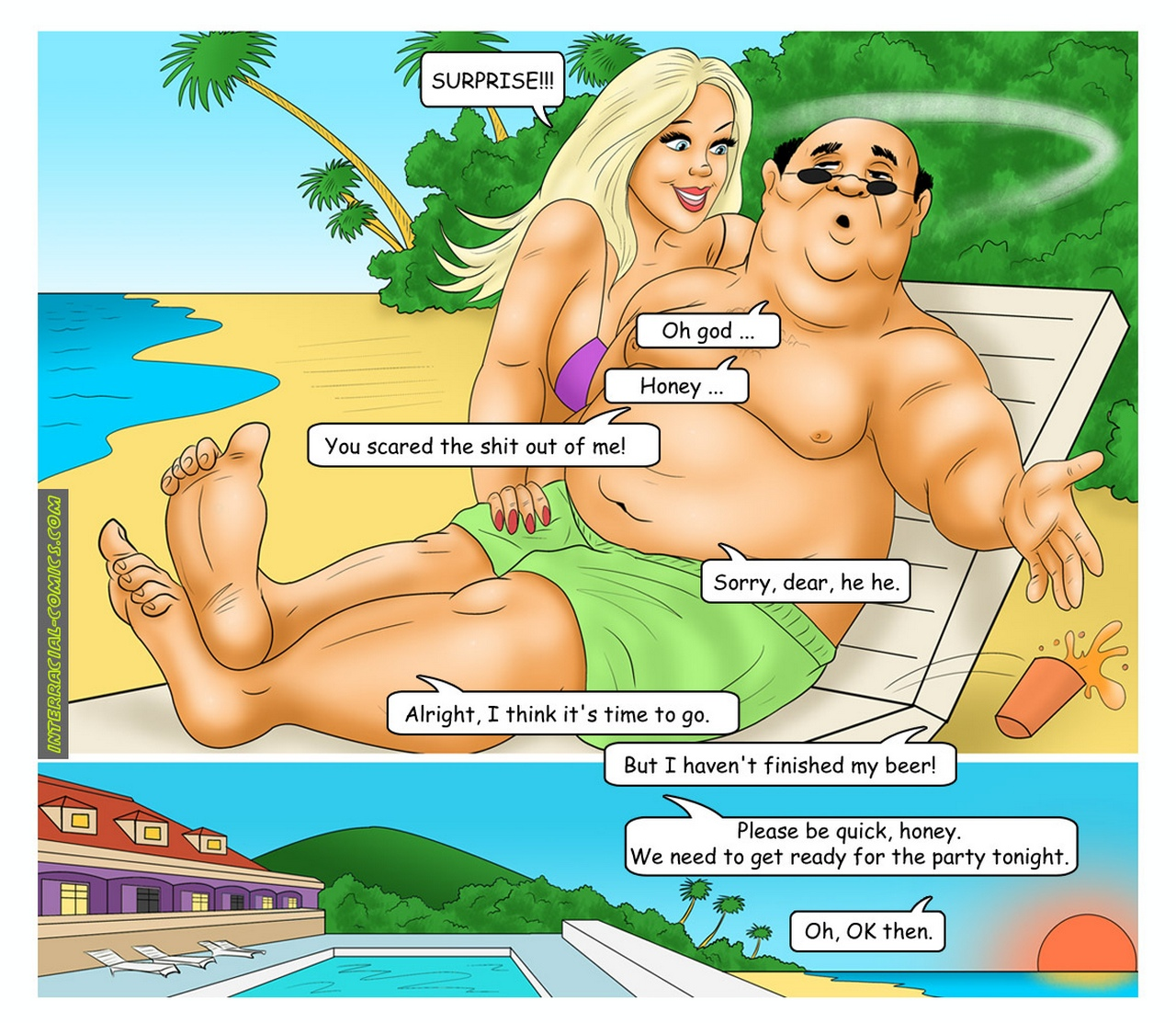 The-Caribbean-Holidays 22 free sex comic