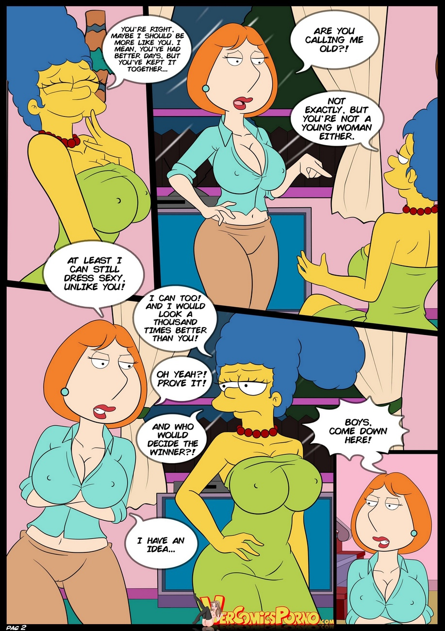 The-Competition-1 3 free sex comic