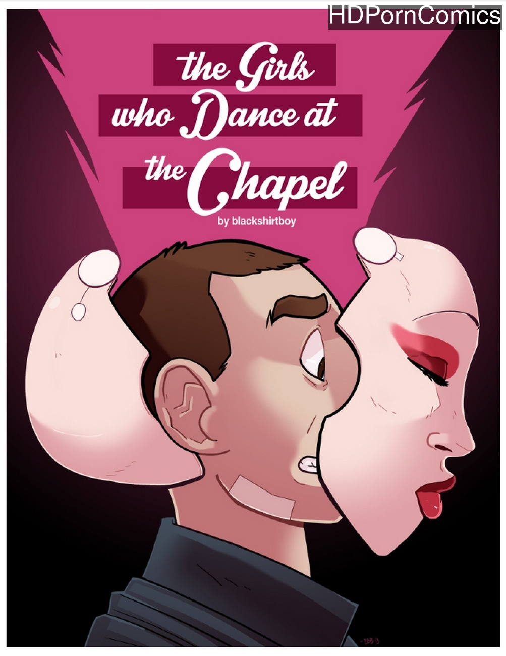 The-Girls-Who-Dance-At-The-Chapel 1 free porn comics